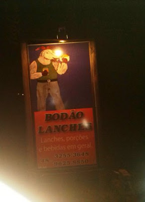 Bodão Lanches - PRAIA DO ROSA - SC