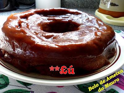 BOLO DE AMEIXA DELICADO (diet)