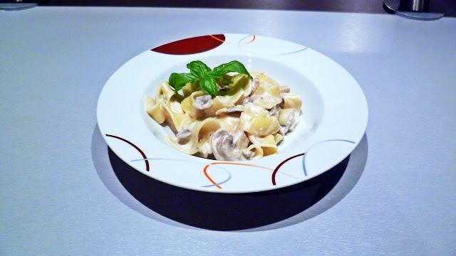 najbrža tjestenina i odbijanje jedenja kozica