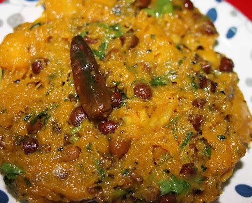 Kaddu (Pumpkin) Ki Sabji