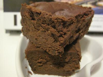 Dessert : Fondant Chocolat Ricotta