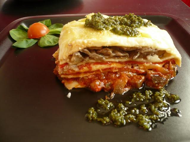 Cómo preparar una lasagna rica y saludable - Receta Nutricional