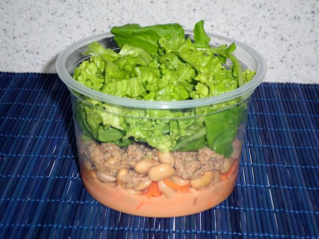 Salada no Pote I