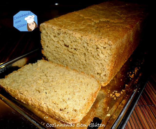 Pão multi farinhas - livre de glúten e lactose