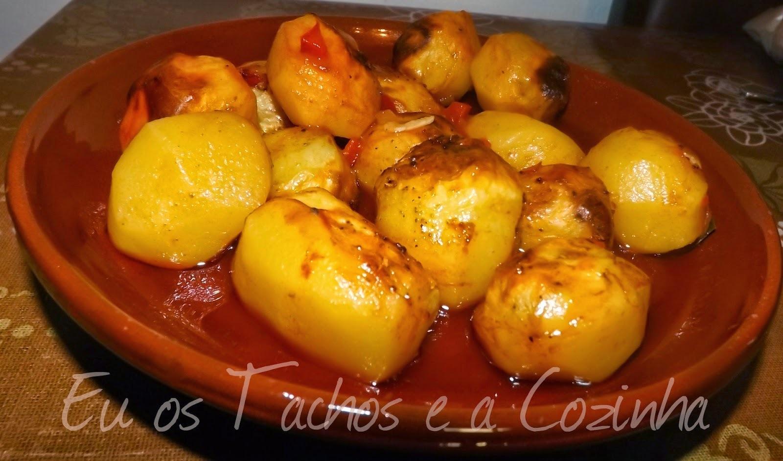 batatas à toscana