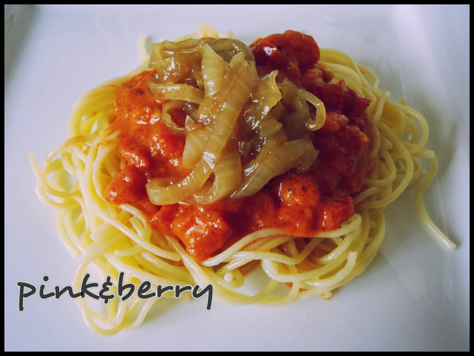 Firenzei spagetti