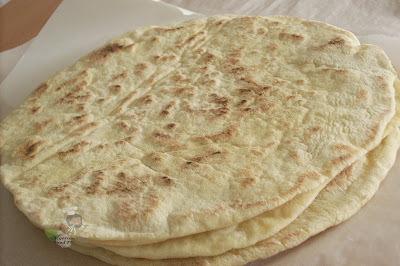 Homemade Flour Tortilla (Shawarma Bread /Shawarma Wrap)
