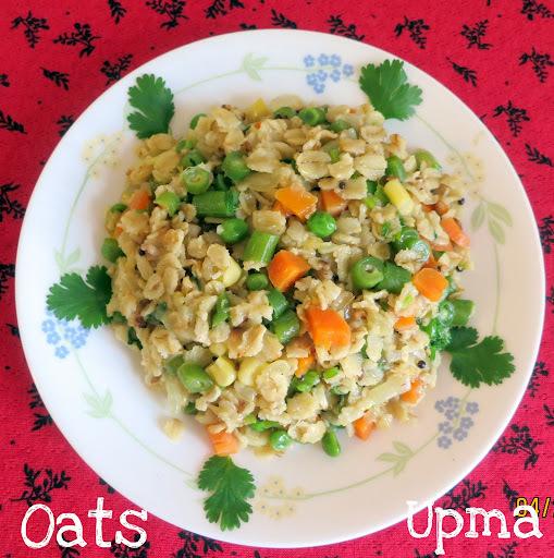 oats vegetable
