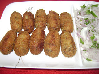 Fish cutlet  (Traditional Fare)