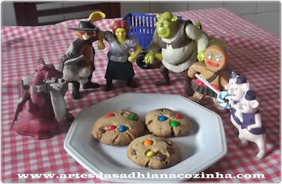 Receituario de biscoito