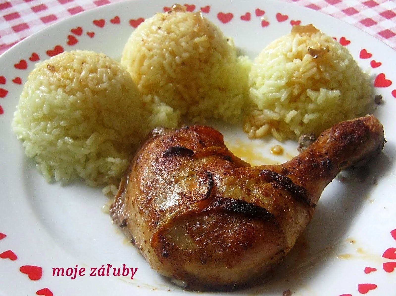 Pečené paprikové kura
