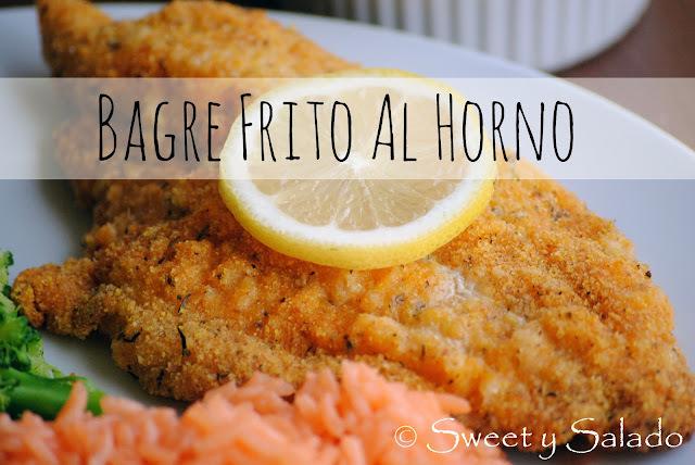 Bagre Frito Al Horno