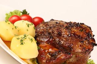 Carne assada de panela