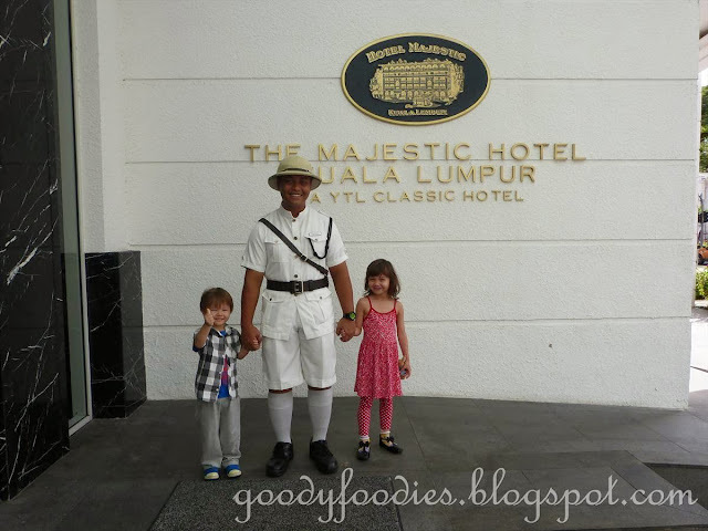 Hotel Review: Junior Suite @ The Majestic Hotel Kuala Lumpur, Malaysia