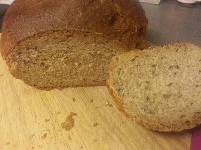 Pšenično ražný chlieb