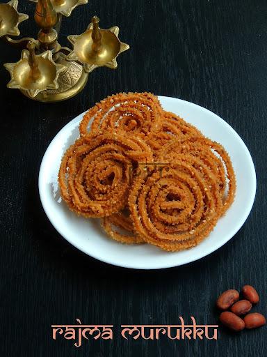 Rajma Murukku/Rajma Chakli