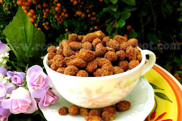 doce de amendoim fácil e rápido