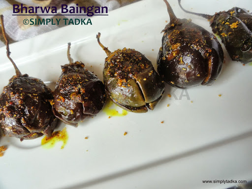 Bharwa Baingan/ Brinjal Recipes