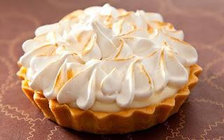 FAÇA & VENDA - Torta de limão de padaria