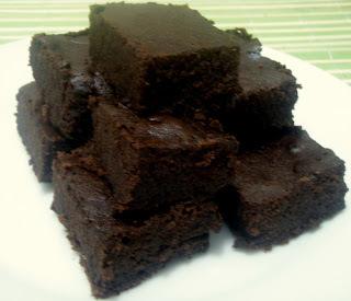 Receita: Brownie de Feijão