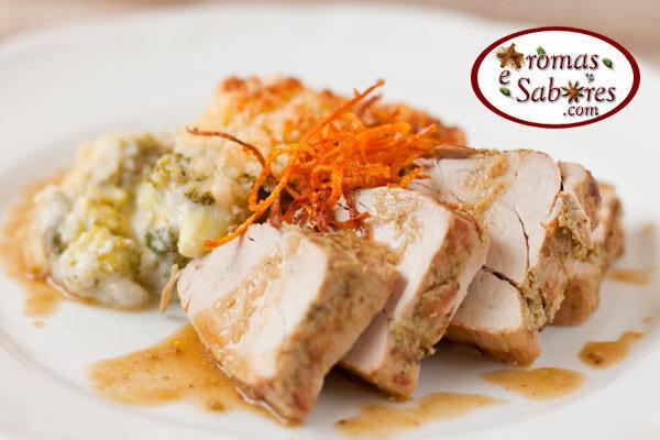 Receita de carne de porco de panela - Cozinha fácil
