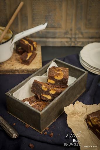 Brownies take two