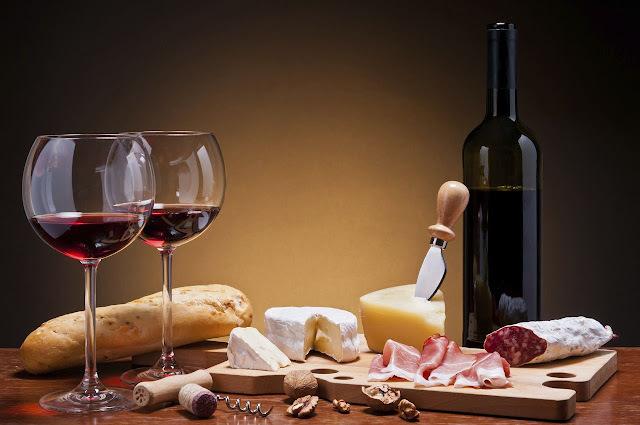 Como harmonizar vinho com comida?