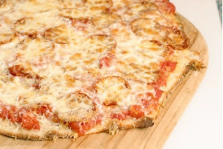Pizza de Salame