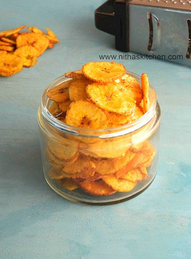 Vazhakkai Chips | Banana or Plaintain Chips
