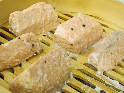 como preparar o salmão defumado congelado