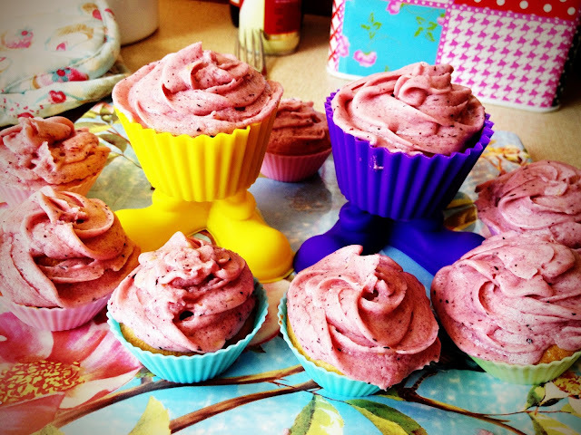 white chocolate cupcakes nz