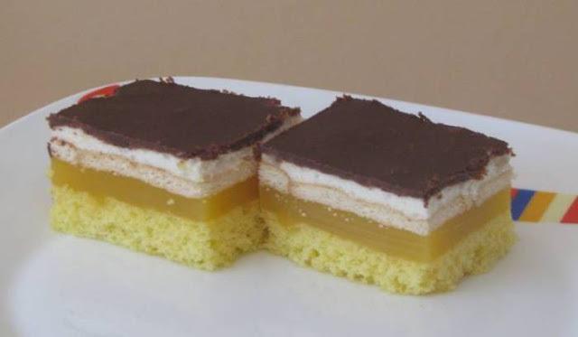 LAMBADA (NONICE): Ukusan i kremast kolač, osvojit će i najveće sladoksuce