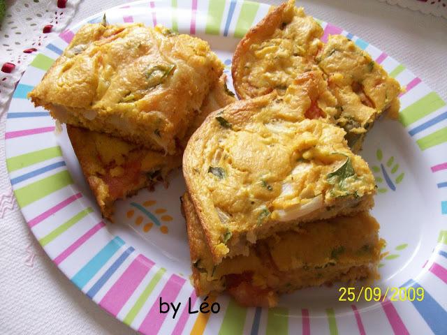 Torta de cenoura (liquidificador)