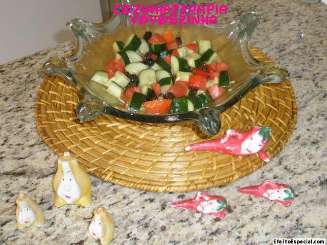 saladas turcas