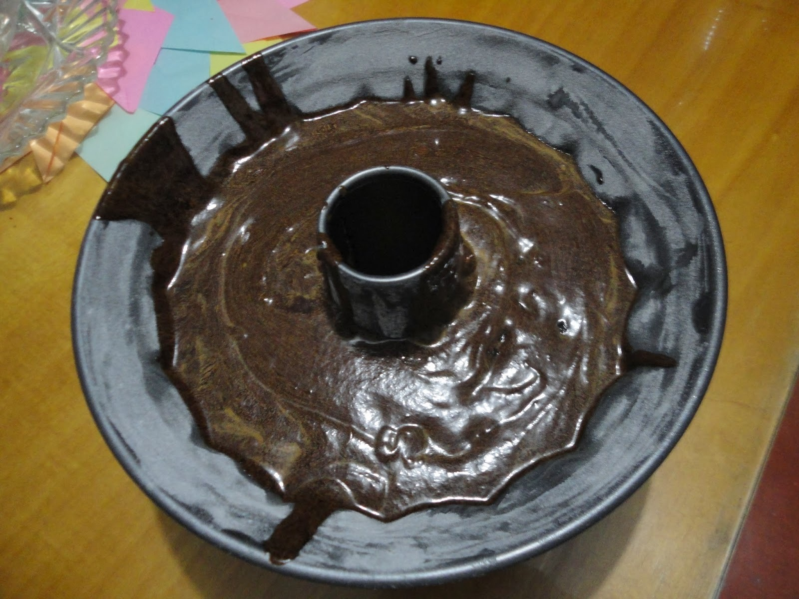 ¡¡Volví !!! Con torta Negra