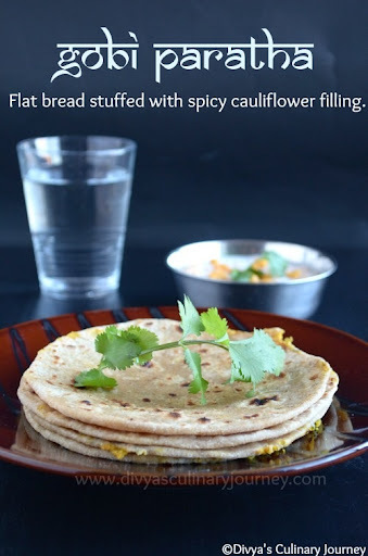 Gobi Paratha Recipe | Cauliflower Paratha | How to make Gobi Paratha? | Stuffed Paratha Recipes