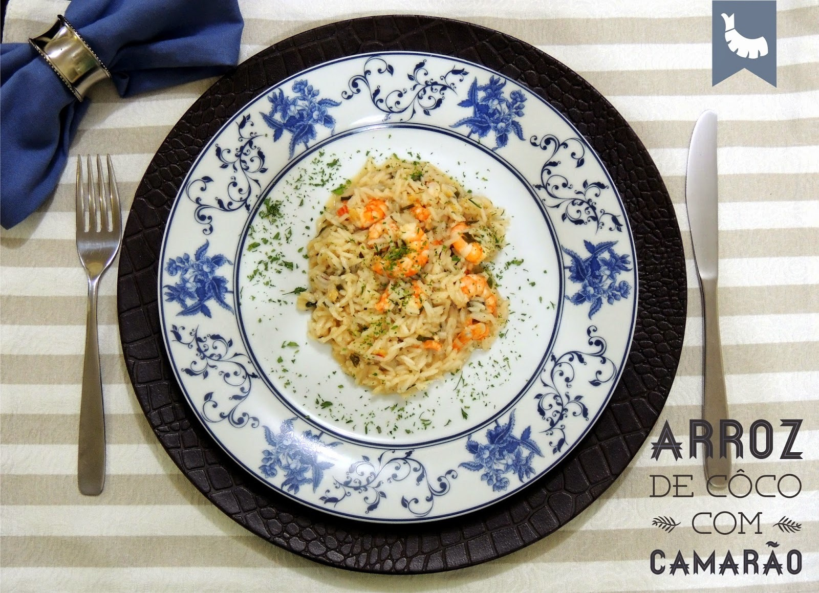 tudo gostoso arroz marinado