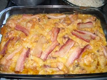 empanar coxa de frango com mistura para empanar
