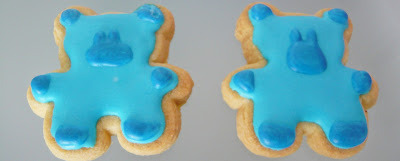 GALLETAS DE OSITOS