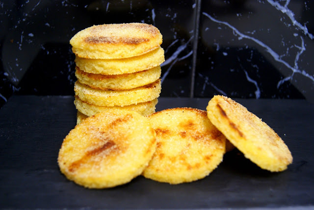 Harcha (Galletas marroquies de semola)
