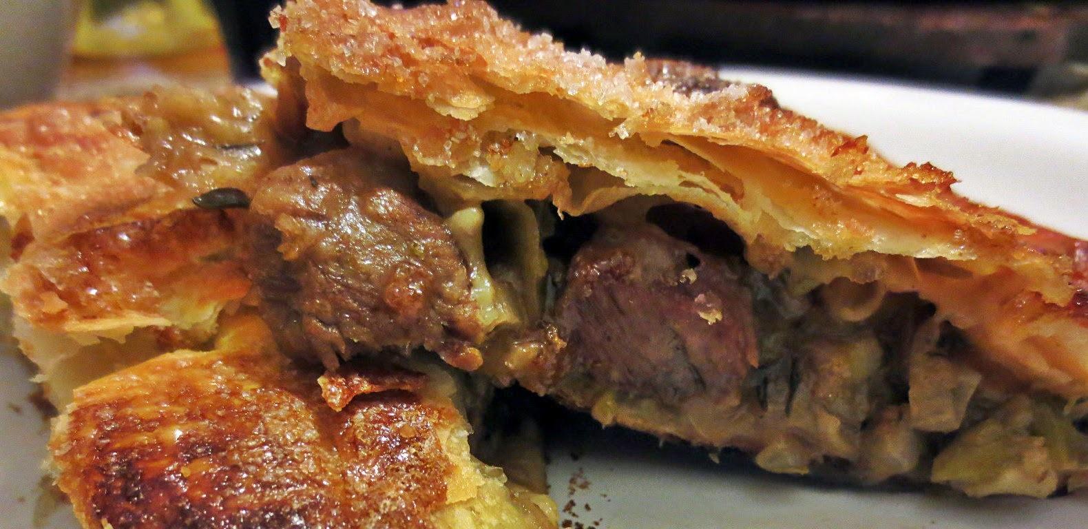 Tarta de Carne (aka Suegro's Pie) A la Paula