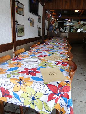 Casa do Chico's Restaurante: camarões e mais camarões...