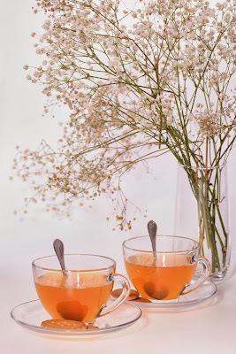 Chá de cavalinha e ameixa seca