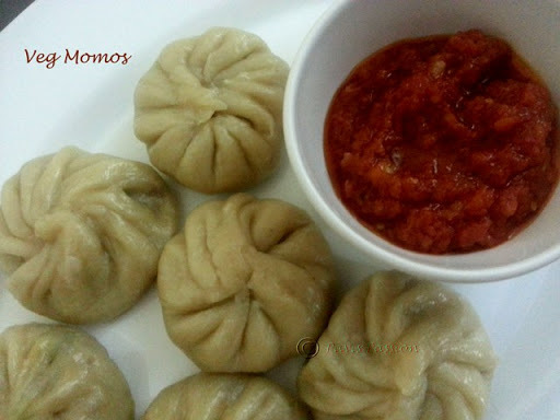 momos without maida