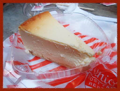Viagem EUA - 2° dia - Parte 2 - Junior's, o melhor cheesecake de Nova York