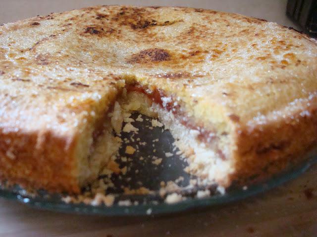 o bolo de fuba cremoso pode ser feito na batedeira