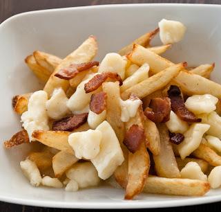Bacon Dashi Gravy Poutine