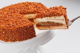 como fazer o recheio da torta crocante