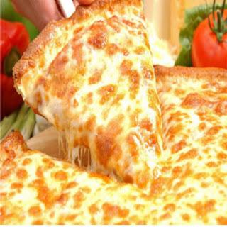 massa de pizza para microondas sem ovo