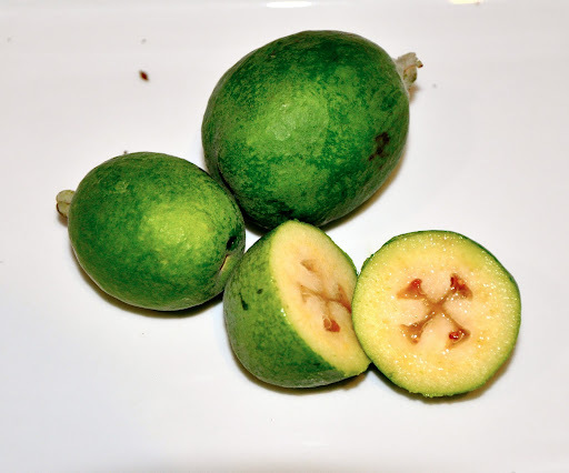 F is for Feijoa